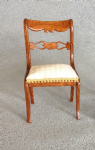 250. Regency Scrollback Chair